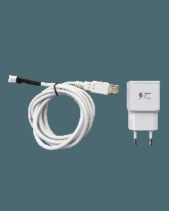 Easy power cable incl. European plug