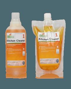Ecodos Kitchen Cleaner Dosage Bottle