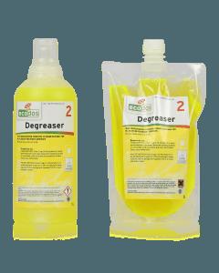 Ecodos Degreaser Dosage Bottle