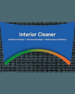 Interieurreiniger Productkaart Ecodos Easy