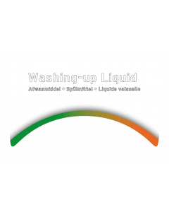 Afwasmiddel Productkaart Ecodos Easy