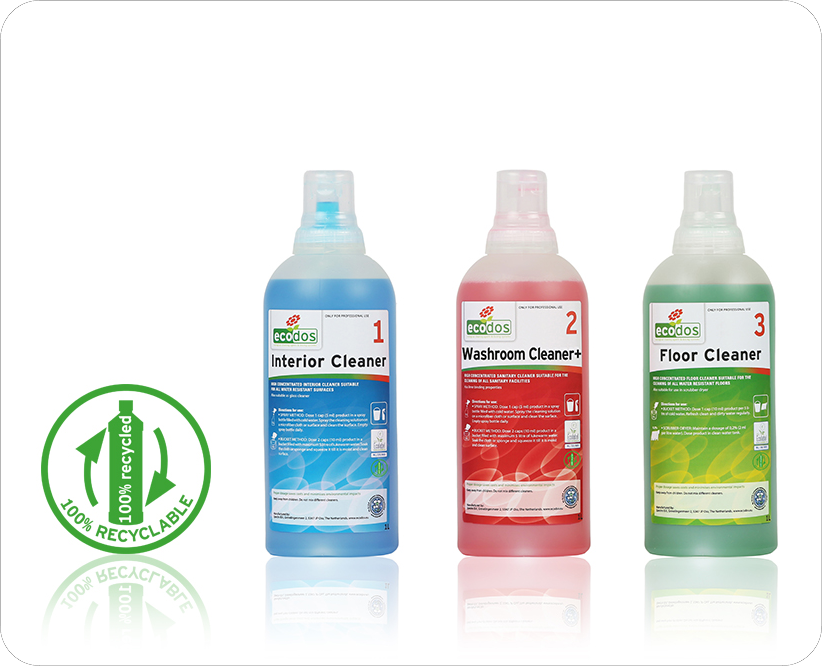 Spectro presents Ecodos Recycle Dosage Bottle
